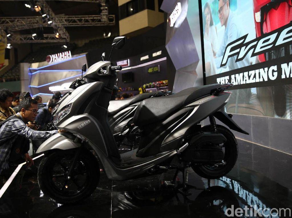 Yuk Intip Spesifikasi Skutik Baru Yamaha FreeGo!