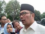 Ridwan Kamil Resmi Cabut Pergub 54/2018 Tentang UMP 2019