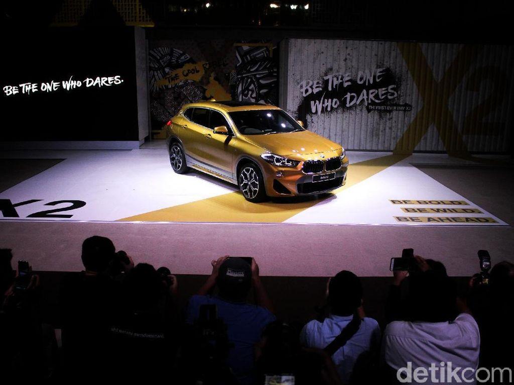 Dibanderol Rp 800 Jutaan, Apa yang Spesial di BMW X2?