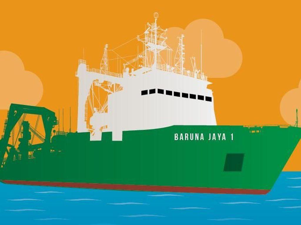 Baruna Jaya, Penemu Kotak Hitam Air Asia Kini Cari Lion Air