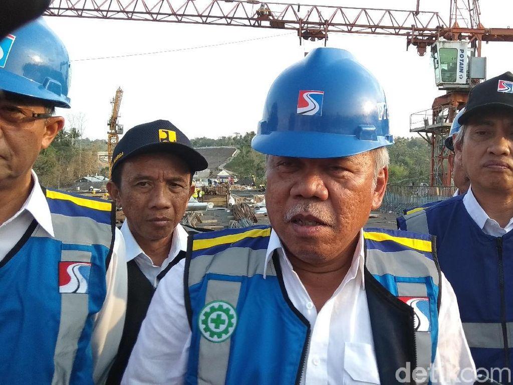 Kata Menteri PUPR soal Truk Ogah Lewat Tol