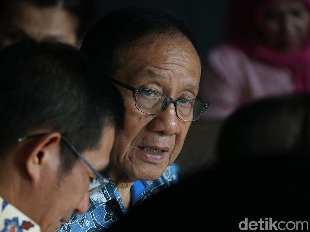 Soal Jatah Menteri, Akbar Tandjung Yakin Jokowi Lihat Suara Partai