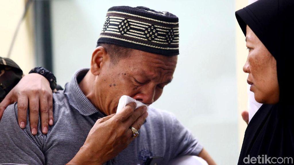 Suasana Terkini RS Polri 3 Hari Pasca Jatuhnya Pesawat Lion Air JT 610