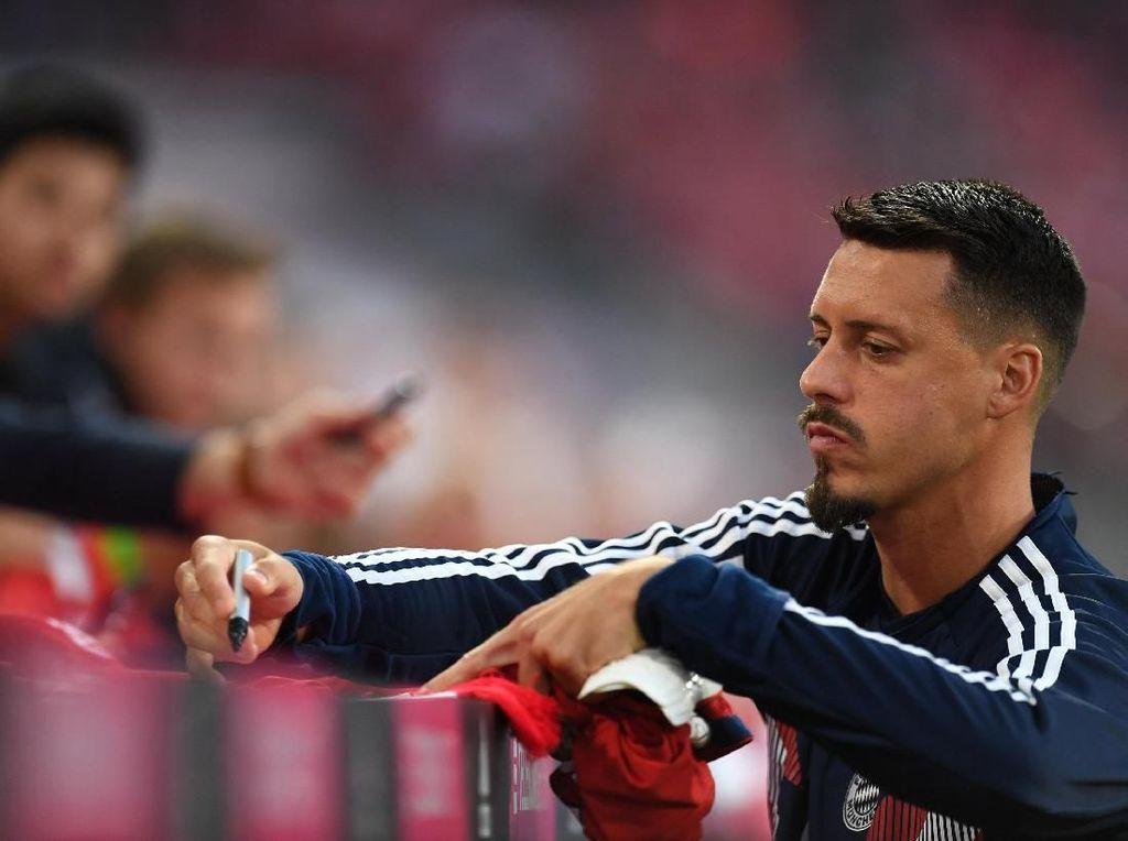 Sandro Wagner Gabung Klub Liga China