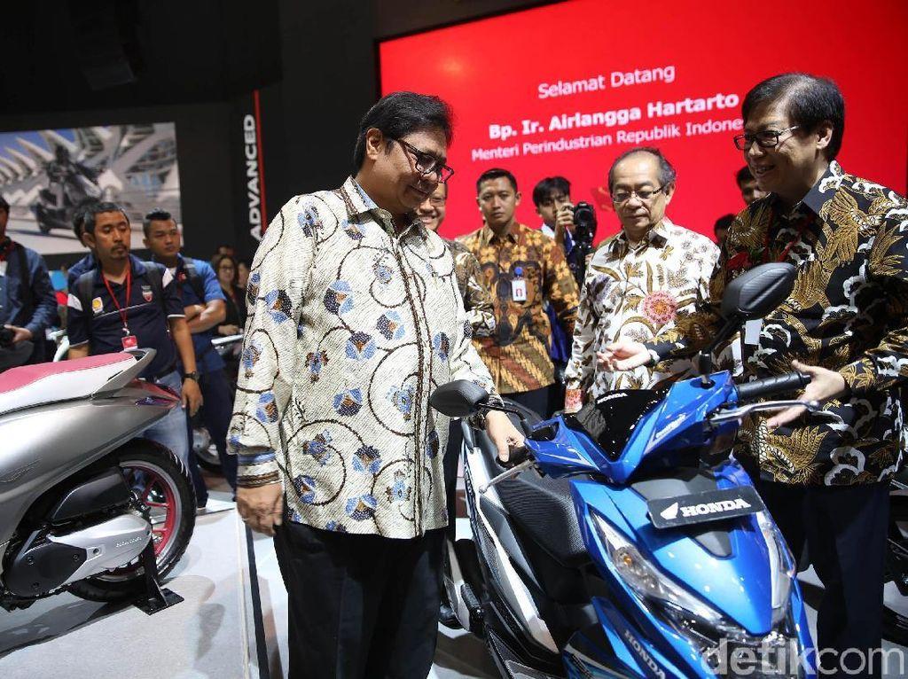 Diminta Ekspor 600 Ribu Motor, AISI: Bisa Dicapai Tahun Depan