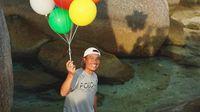 Carled, pemandu wisata di Belitung (dok Istimewa)