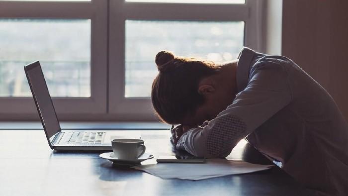 Pada satu titik, rasa jenuh bisa menyerang dan mengganggu pekerjaan (Foto: iStock)