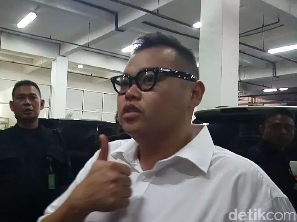 Reza Bukan Bebas dari Penjara Berkat Progam Asimilasi COVID-19
