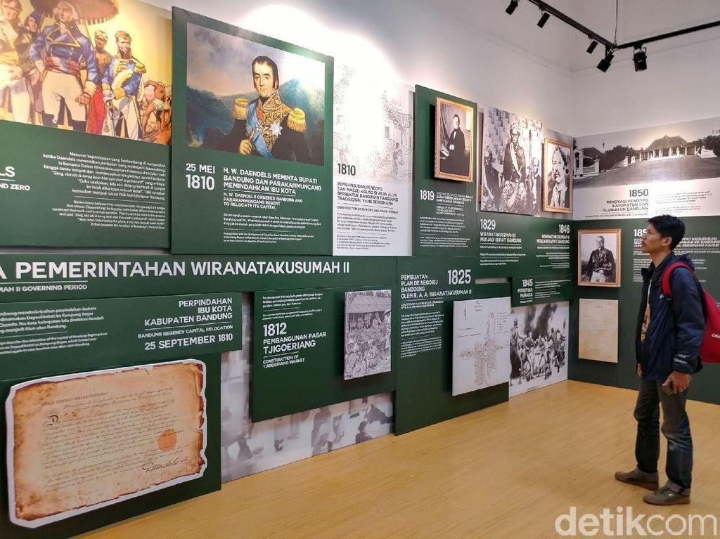 Museum Kota Bandung Utang Rp 575 Juta ke Vendor Mural