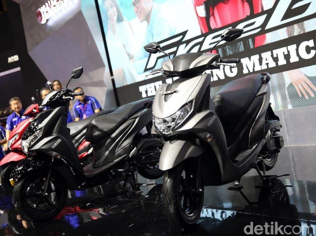 Daftar Lengkap Harga Yamaha FreeGo