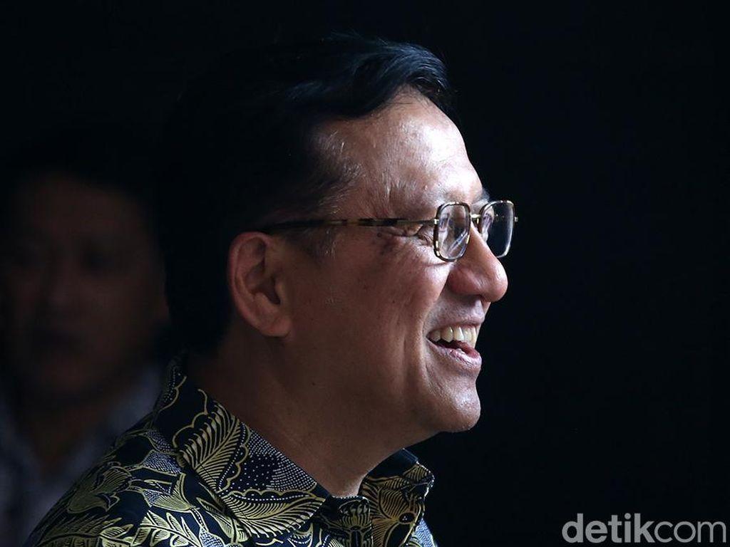 Tok! MA Sunat Hukuman Koruptor Eks Ketua DPD Irman Gusman