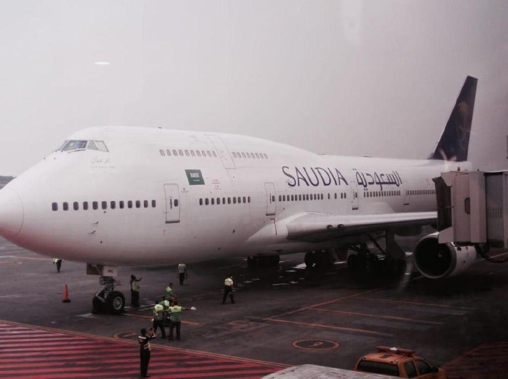 Membidik 162.400 Wisman Arab Saudi Lewat Penerbangan Jeddah-Surabaya