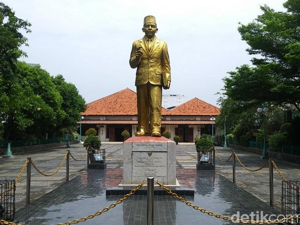 Mengenal Asal Muasal Nama Jalan MH Thamrin di Museum Ini