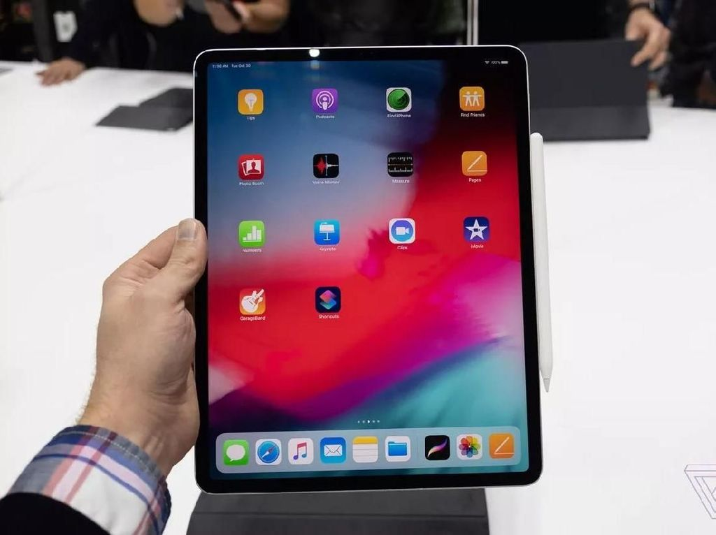 CEO Apple: Penjualan iPad Kalahkan Semua Laptop