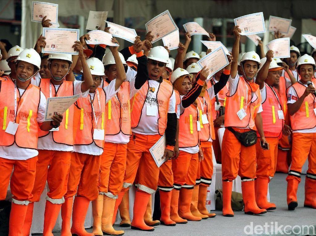 Daya Saing SDM Indonesia Naik 2 Peringkat