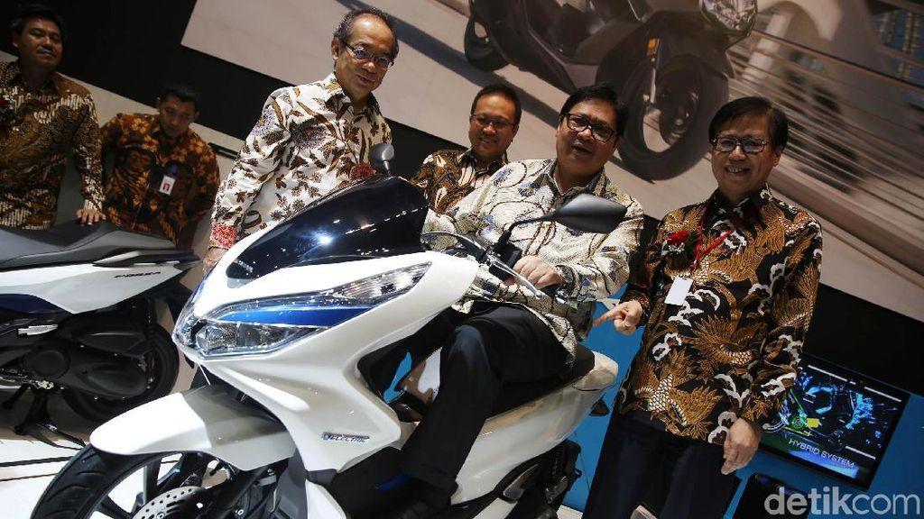 Akhirnya, PCX Listrik Dibawa ke Indonesia Juga