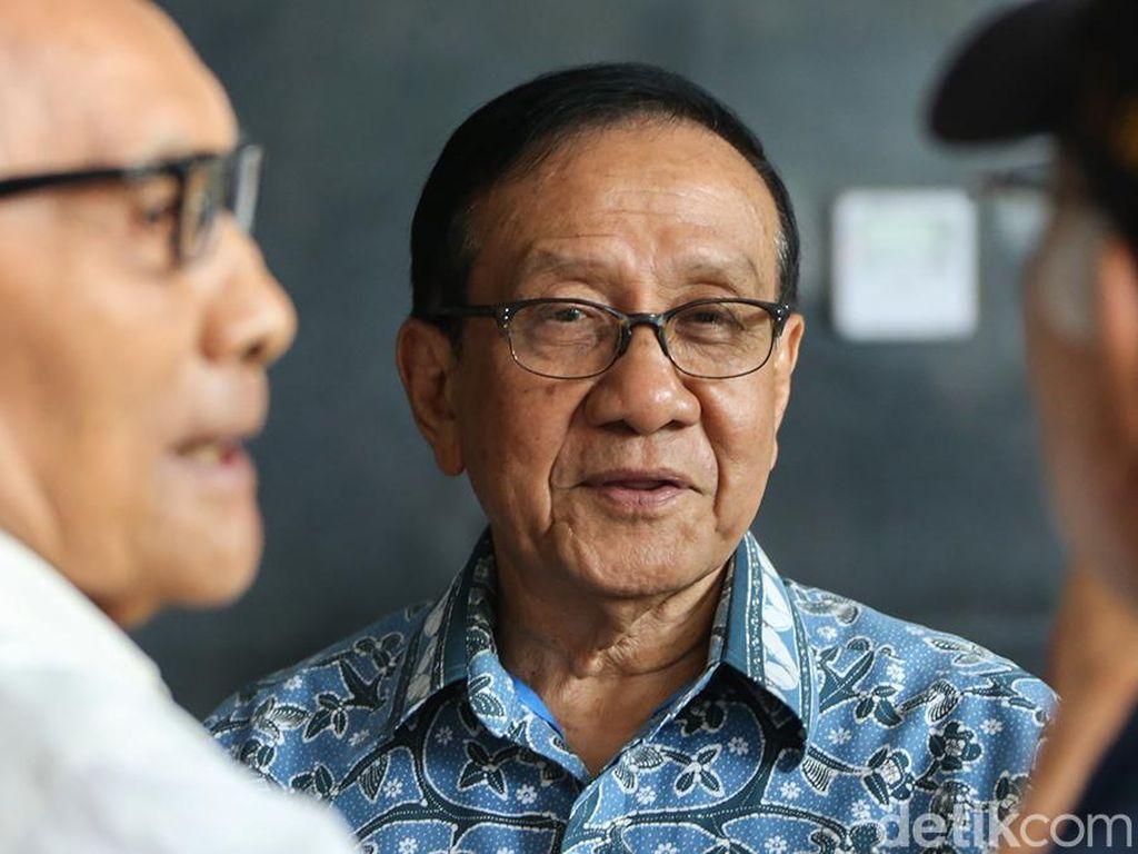 Disalip Gerindra di Survei, Akbar Tandjung: Golkar Minimal Nomor 2