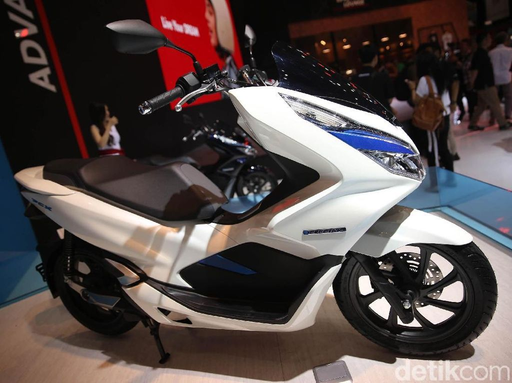 Alasan Honda PCX Electric Lama Diperkenalkan di RI