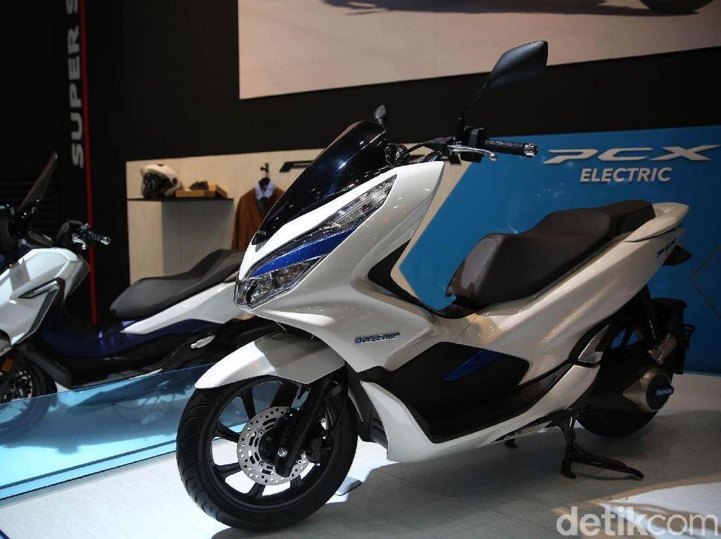 Sabar, Honda PCX Listrik Nggak Lama Lagi Masuk ke Indonesia