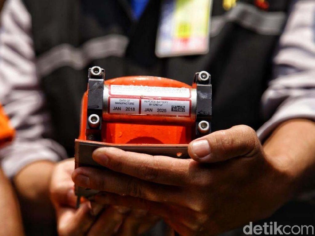Melihat Lebih Dekat FDR Lion Air PK-LQP yang Ditemukan di Dasar Laut