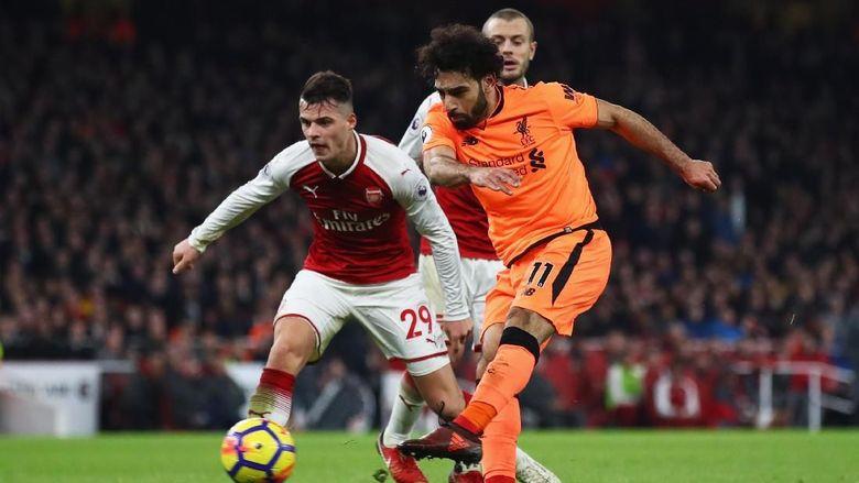 Arsenal Sedang Sulit Menang atas Liverpool