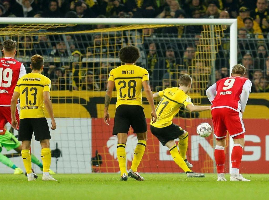 Hasil DFB-Pokal: Penalti di Extra Time Loloskan Dortmund