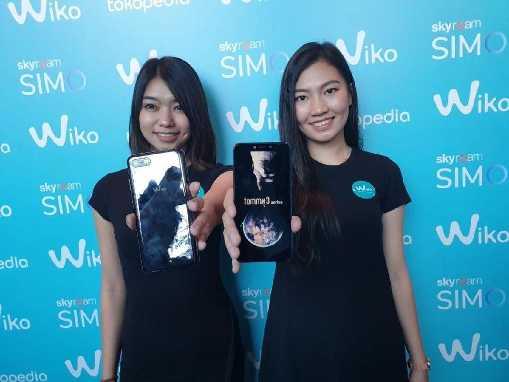 Wiko Rilis Dua Ponsel Harga Terjangkau, Speknya Bagaimana?