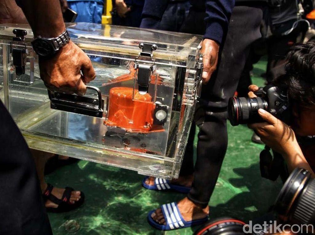 FDR Black Box Lion Air Ditemukan, Kapal BPPT akan Merapat ke Priok