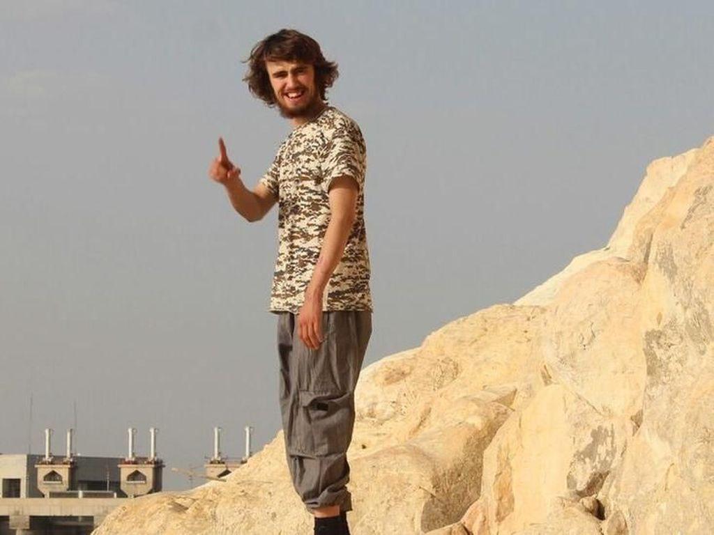Ayah Jack Si Militan ISIS Minta Anaknya Dipulangkan