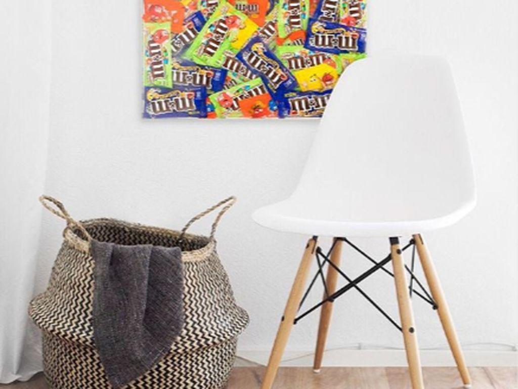 Keren! Seniman Ini Bikin Karya Seni Mahal dari Susunan Permen