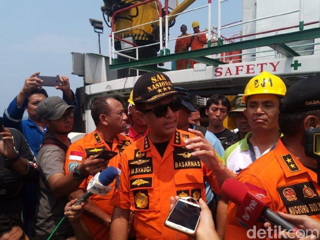Pencarian CVR Black Box Lion Air Masih Terkendala Lumpur