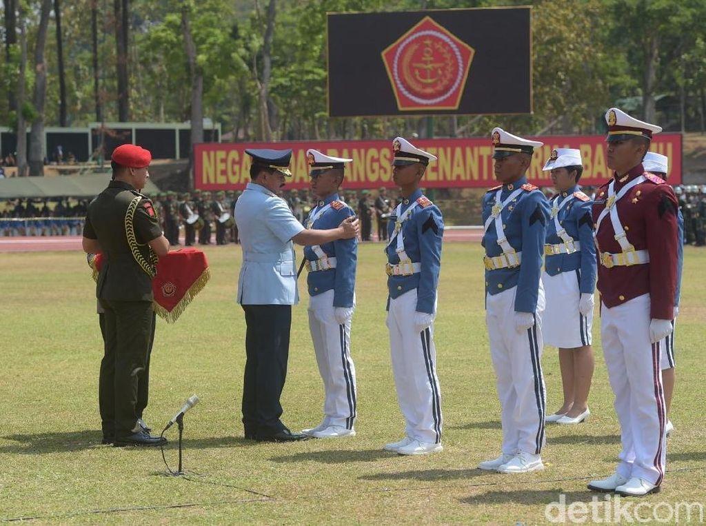 Ini Pesan Panglima TNI pada Taruna Prabhatar di Akmil Magelang