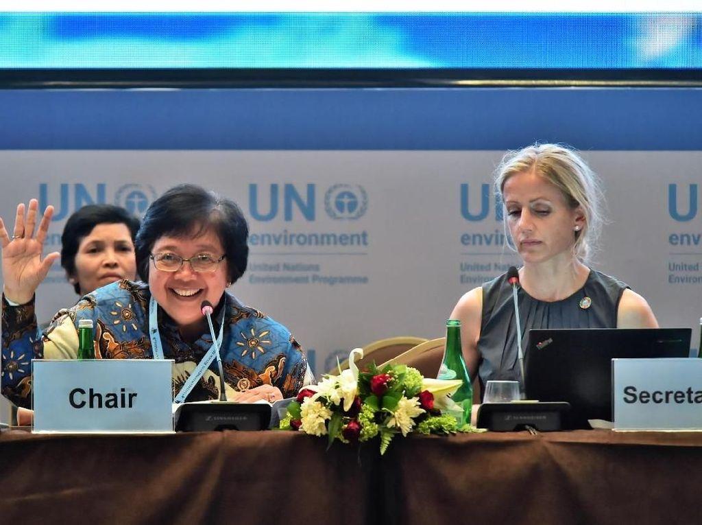 Tutup Pertemuan IGR-4, Menteri Siti Tegaskan Komitmen Perlindungan Laut