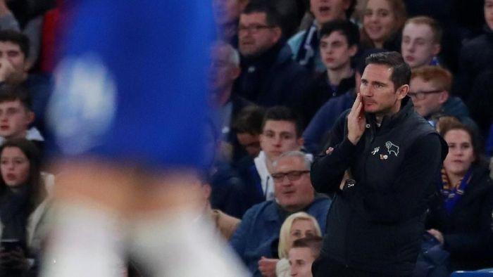 Frank Lampard jamin pemain-pemain Chelsea mendapatkan kesempatan baru. (Foto: Andrew Couldridge/Reuters)
