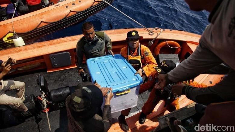 Ini Foto Black Box Lion Air PK-LQP yang Ditemukan!