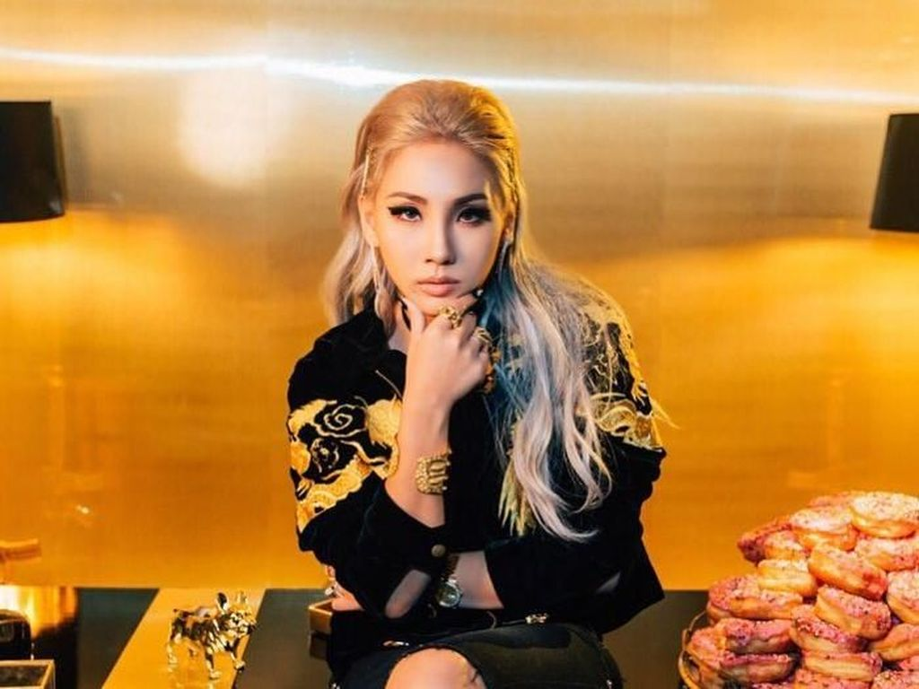 CL Comeback Perdana Lewat The Late Late Show With James Corden