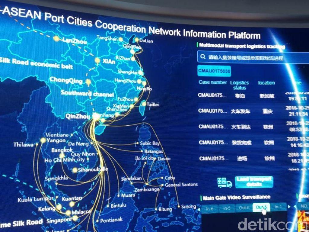 Mewujudkan Ambisi Besar China Lewat Pusat Informasi China-ASEAN