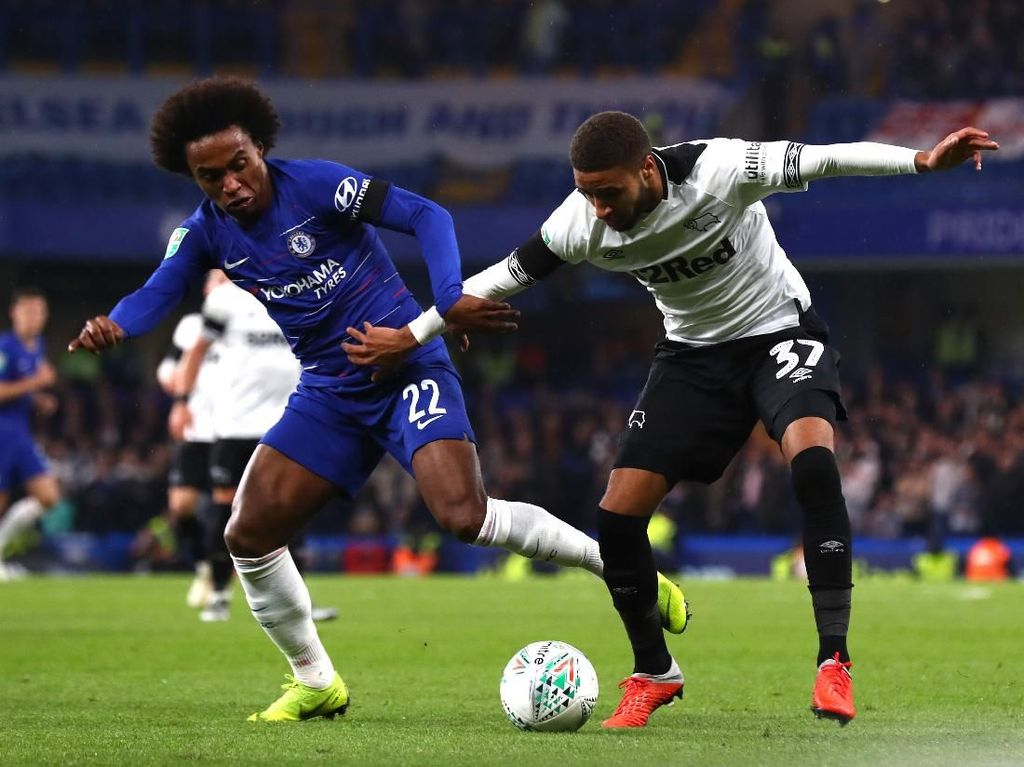 Chelsea Akui Derby Memang Merepotkan