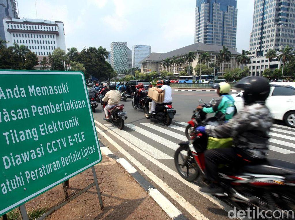 Tilang CCTV Bisa Hapus Praktik Uang Damai dengan Polisi