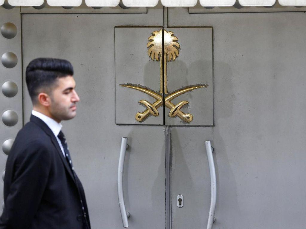 Kejaksaan Turki Sebut Jamal Khashoggi Tewas Dicekik