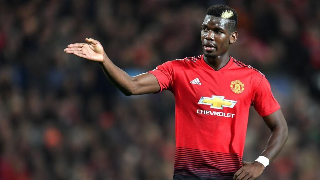 Hilangnya Pogba di Derby Manchester