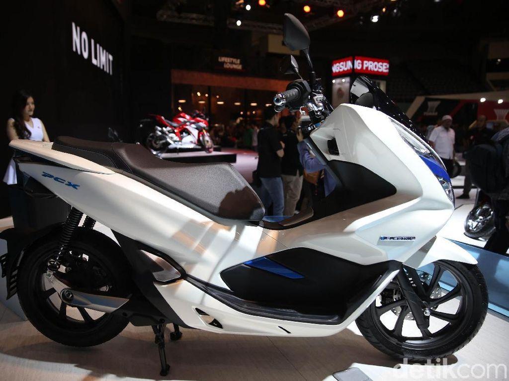 Tantang PCX, Yamaha Siapkan Motor Hybrid