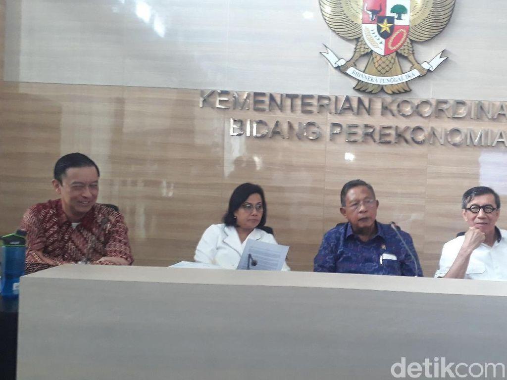 Peringkat EoDB Jauh dari Target Jokowi, Darmin: Ini Pekerjaan Besar
