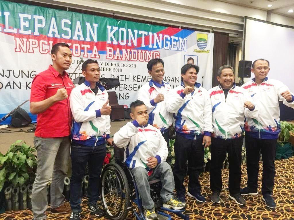 Dukungan untuk Para Atlet Disabilitas