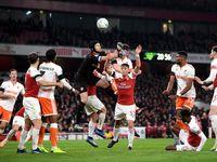 Hasil Piala Liga Inggris: Atasi Blackpool, Arsenal ke Perempatfinal
