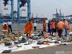 Ambil Sampel, KNKT Datangi Dermaga Tanjung Priok