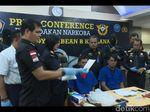 Bawa Ekstasi, Pejabat Angkutan Jalan Malaysia Ditangkap di Sumut