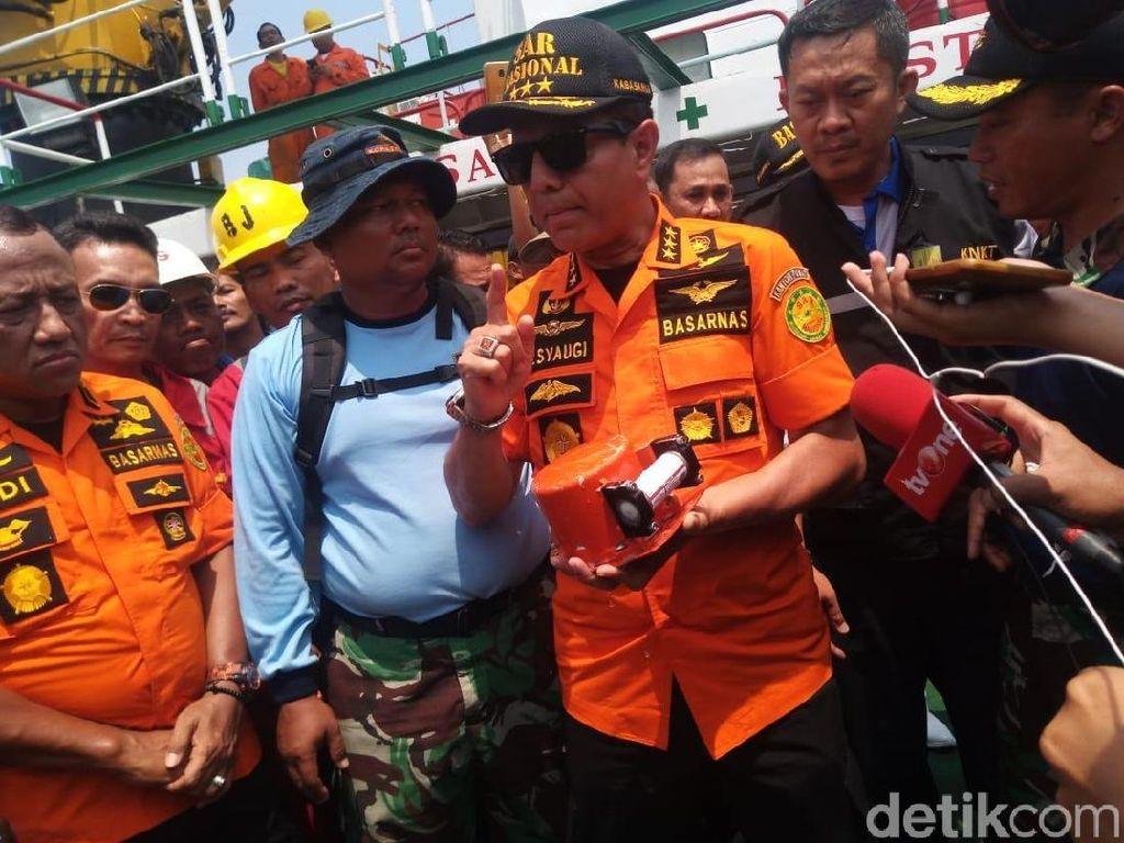 Kabasarnas akan Temui Keluarga Korban Lion Air PK-LQP Besok