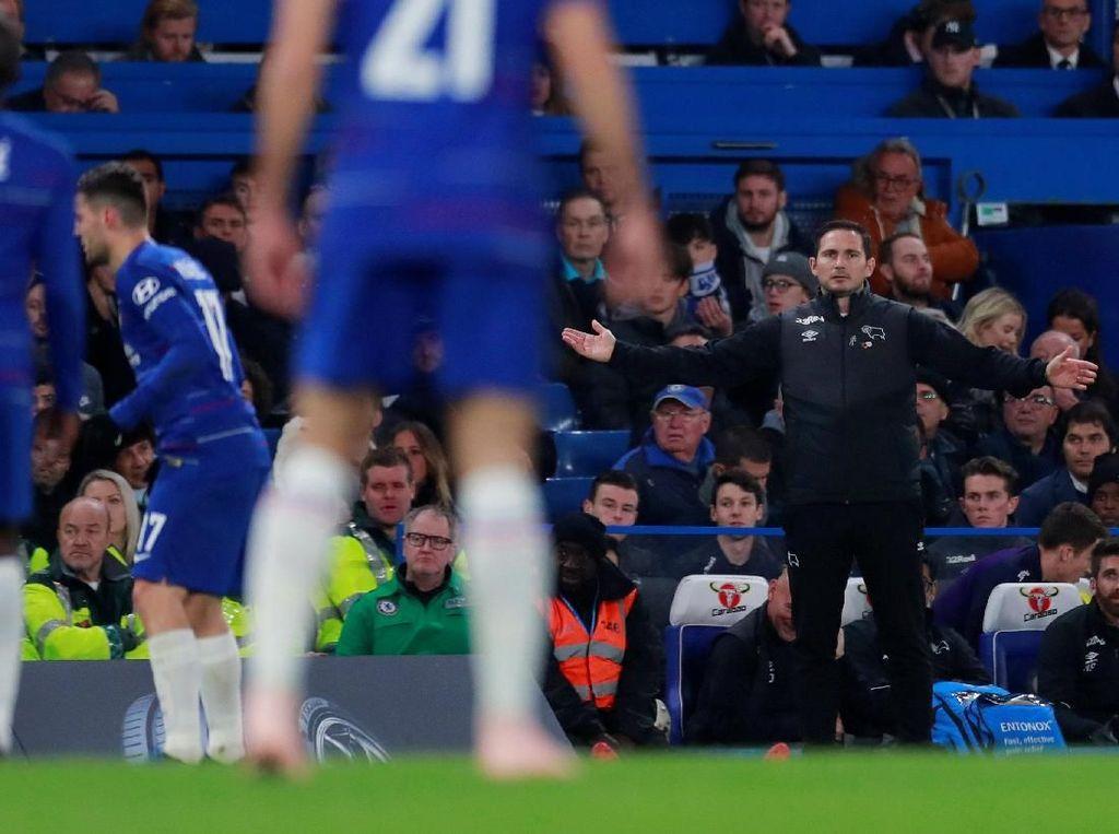 Ferdinand: Lampard Bisa Jadi Guardiola-nya Chelsea