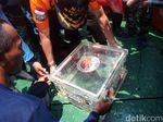 Selain FDR Black Box, Tim SAR Temukan Puing Besar Lion Air